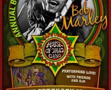 Bob Marley Tribute w/ House of David Gang