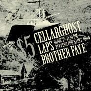 Cellarghost + Laps
