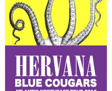 Hervana/Blue Cougar/Brother Faye