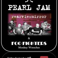 Pearl Jam/Foo Fighters Tribute Show