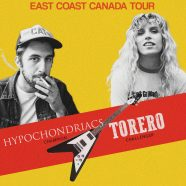 The Hypochondriacs + Torero