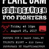 Pearl Jam/Soundgarden Tribute