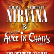 Alice In Chains / Nirvana Tribute Show