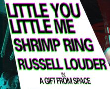 Little You Little Me + SHRIMP Ring