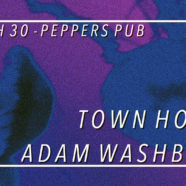 Town House + Adam Washburn