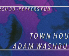 Townhouse + Adam Washburn Band