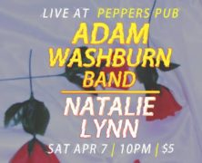 Adam Washburn Band / Natalie Lynn