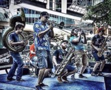 Big Smoke Brass + The Sound Investments
