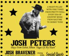 Josh Peters + Josh Bravener