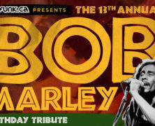 Bob Marley Tribute w/ House of David Soundystem