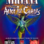 Nirvana + Alice in Chains Tribute Night