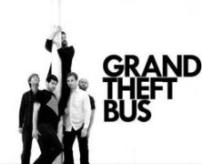 Grand Theft Bus Live Album Release!